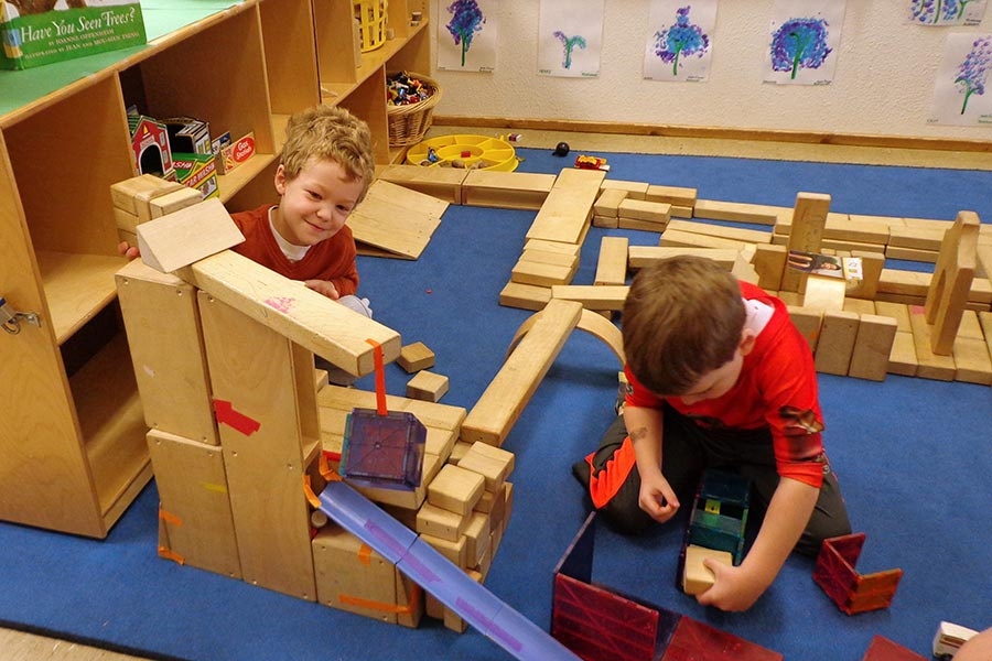 preschool building blocks
